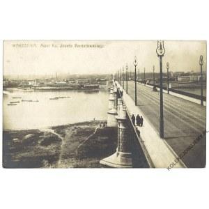 WARSZAWA. Most Ks. Józefa Poniatowskiego