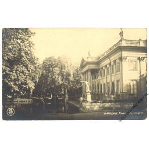WARSZAWA. Pałac w Łazienkach