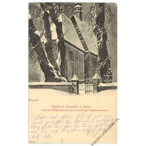 [ŻUROMINEK] Kapelle in Zurominek b. Mlawa