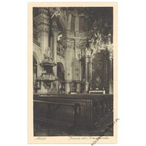 [NYSA] Neisse. Inneres der Kreuzkirche