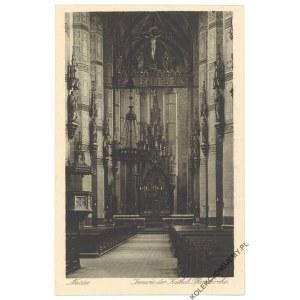 [NYSA] Neisse. Inneres der Kathol. Pfarrkirche