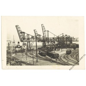 Gdynia. Port