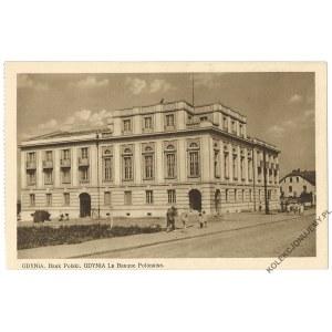 GDYNIA. Bank Polski