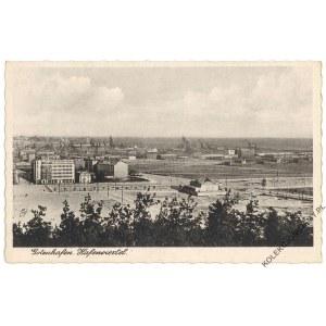 [GDYNIA] Gotenhafen. Hafenviertel