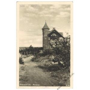 [ŁEBA] Ostseebad Leba. Kurhaus