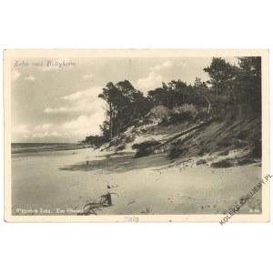 [ŁEBA] Ostseebad Leba. Der Strand