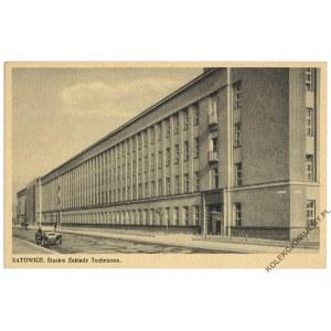 KATOWICE. Śląskie Zakłady Techniczne