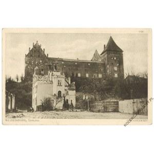 [NIDZICA] Neidenburg. Schloss