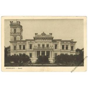 BIEDRUSKO. Zamek