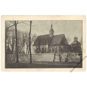 [RATAJE] Kościół z obrazem cudownym w Górce Klasztornej pod Łobżenicą (Wkp.)