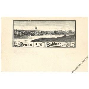 [BIAŁY BÓR] Gruss aud Baldenburg