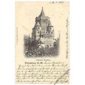 [CHOJNA] Konigsberg N.-M. Schwedter Thorthurm