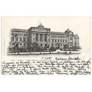 [LWÓW] Lemberg. Gmach sejmowy - Landtags-Gebäude