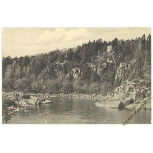 ŻYTOMIERZ. Rzeka Teterów. Skały