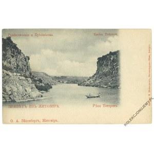[ŻYTOMIERZ] Pozdrowienia z Zytomierza. Rzeka Teterow