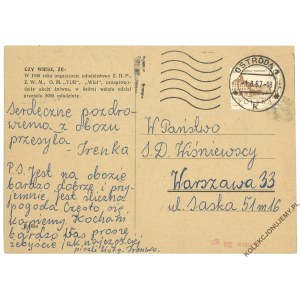 [HARCERSTWO] Mal. Władysław Czarnecki