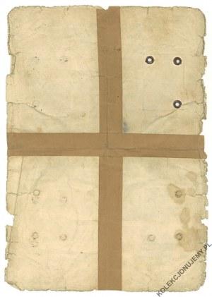 [WARSZAWA] Świadectwo złożenia egzaminu na czeladnika w II. Miejskiej Szkole Rzemieślniczej w Warszawie, 1937