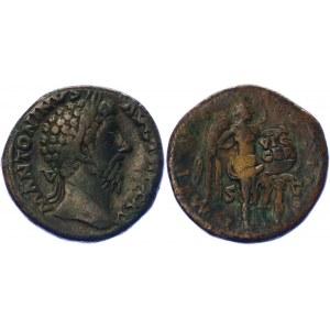 Roman Empire Sestertius 172 AD, Marcus Aurelius