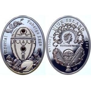 Niue 1 Dollar 2012