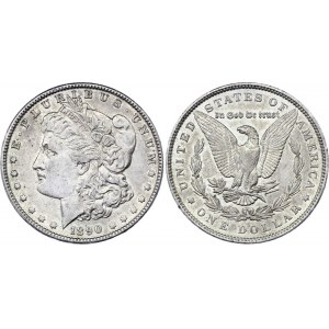 United States 1 Dollar 1890
