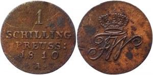 German States Prussia 1/2 Groschen 1811 A