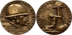 Germany - Weimar Republic Medal by Karl Goetz