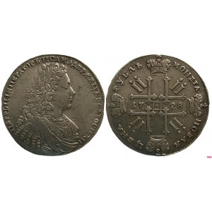 Russia 1 Rouble 1728