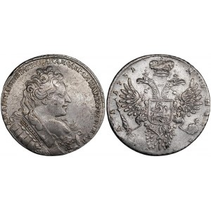 Russia 1 Rouble 1731