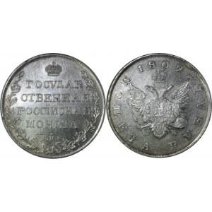 Russia 1 Rouble 1809 СПБ МК