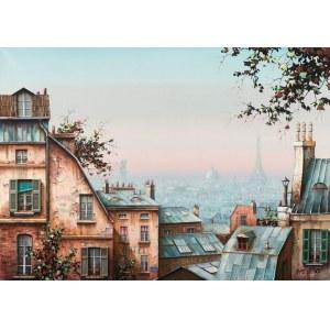 Jan Stokfisz Delarue, Montmartre