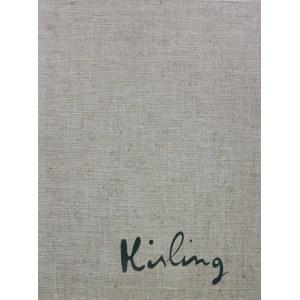 """Mojżesz Kisling wg, Album """"L'épopée bohémienne, Aux dépens d'un amateur"""""""