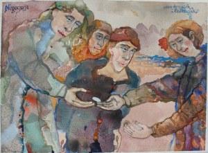 Franciszek Maśluszczak, Negocjacja