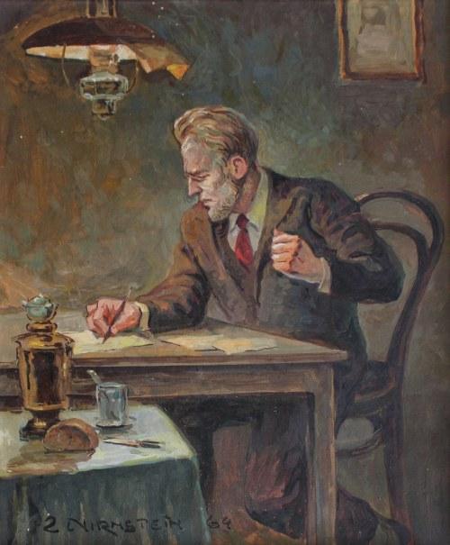 Zygmunt Nirnstein, Prof. Roman Kaczmarek przy pracy