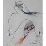 Alicja Wahl, Dwie kobiety