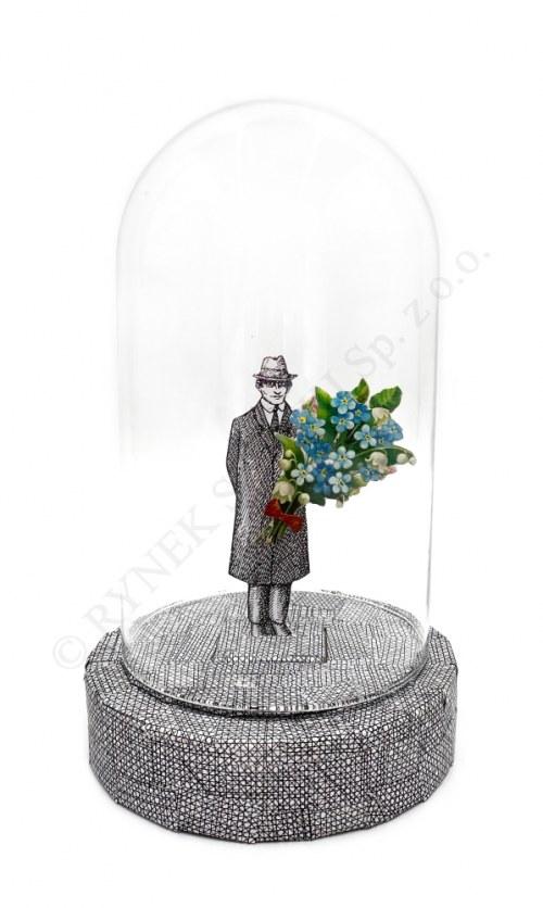 Joanna Wiszniewska-Domańska, Przynoszę Ci duży bukiet kwiatów