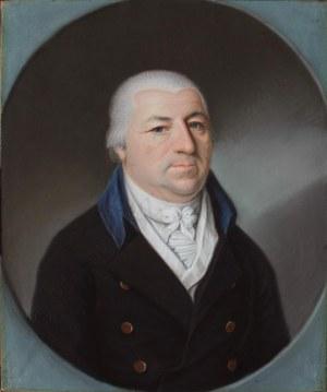 A.N., Portret mężczyzny