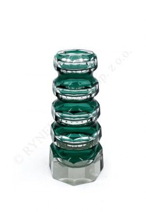 Wazon szklany w typie art déco