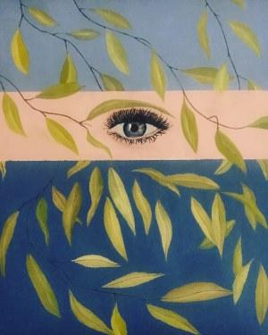 Ksenia Kostrzewska, Obraz z serii tak to widzę