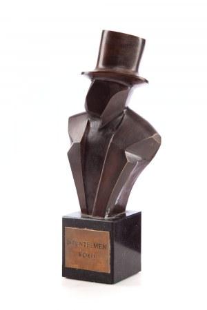 Nagroda dla dżentelmena roku otrzymana przez Zdzisława Wajdę