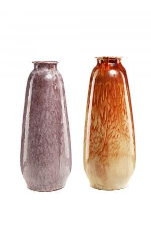 Para wazonów - Spółdzielnia Przemysłu Ludowego i Artystycznego