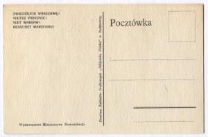 [WARSZAWA]. Warszawa. Pologne, Poland, Polen.
