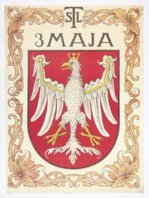 TSL 3 maja. B. m. [1916?]. B. w.