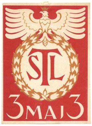 TSL. 3 Maj 3. B. m. [193-?]. B. w.