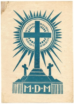 MDM. B. m. [1900-?]. B. w.