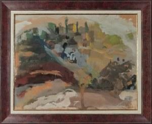 Emmanuel KATZ zw. MANÉ-KATZ (1894-1962), Pejzaż