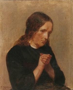 Antoni KOZAKIEWICZ (1841-1929), Modlitwa