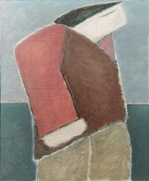 Tadeusz WLAZŁO (1923-2003), Robotnik, 1980