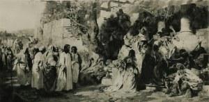 Henryk SIEMIRADZKI (1843-1902) - według, Jawnogrzesznica