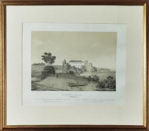 Napoleon ORDA (1807-1883), litografia Maksymiliana FAJANSA (1825-1890), 6 litografii