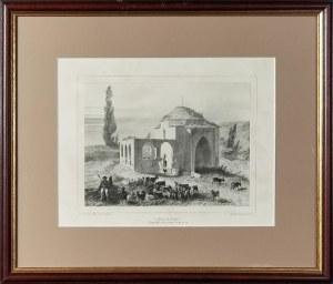 Artysta nieokreślony, wyd. Auguste BRY (1805-1880), Zestaw trzech litografii